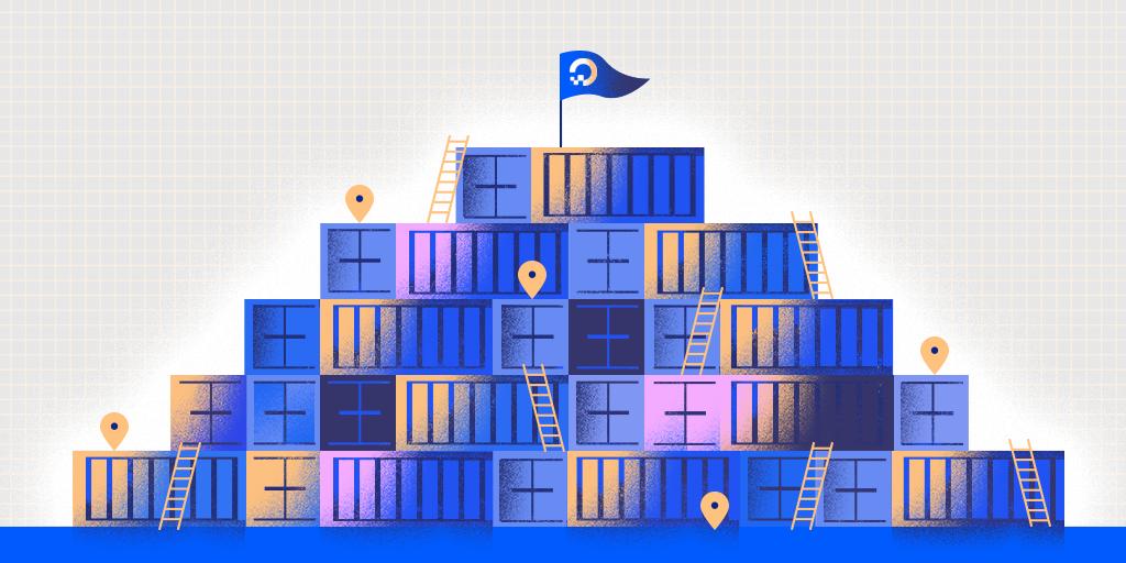 Deploying a Multi-region Docker Registry to Improve Performance
