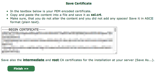 How To Set Up Apache with a Free Signed SSL Certificate on a VPS ...