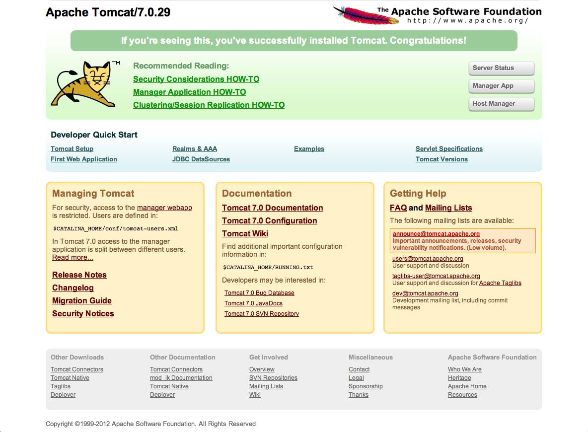 how to install apache tomcat on ubuntu 12.04 | digitalocean