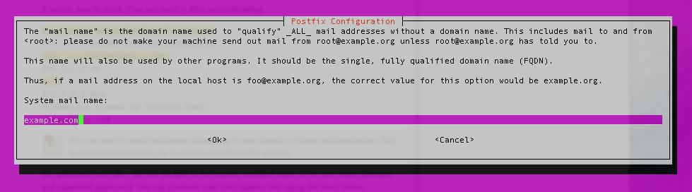 How To Configure a Mail Server Using Postfix, Dovecot, MySQL